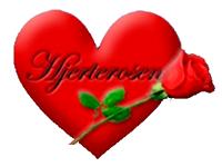 Hjerterosen